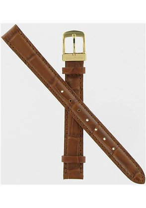 Citizen Watch Band Brown Leather 11MM Part # 59-S50840