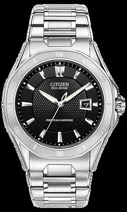 Citizen Watch Bracelet Silver Tone  Stainless Steel  Signature Part # 59-S04886