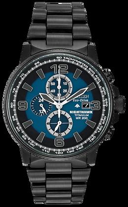 Citizen Watch Bracelet Black Tone Stainless Steel Part # 59-S05334