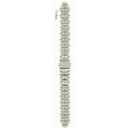 Citizen Watch Bracelet Silver Tone Stainless Steel Part # 59-S02592