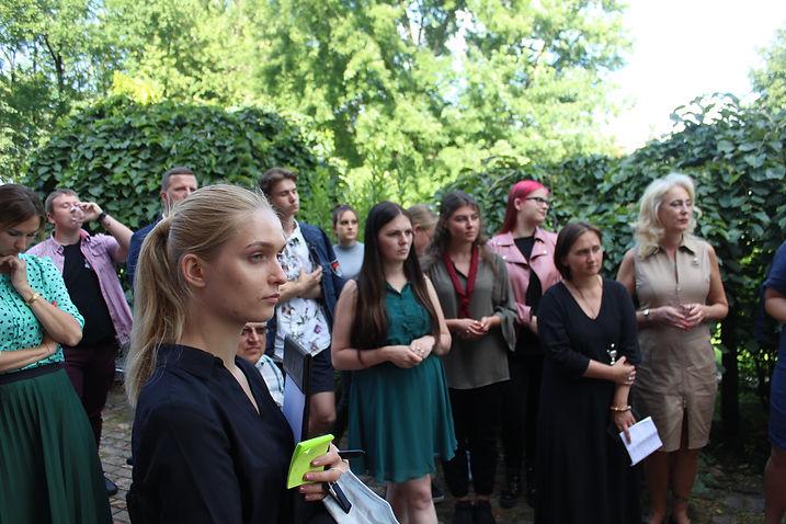 Jaunimo & Bendruomenės susitikimas