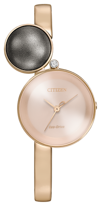 Citizen Watch Bracelet Rose Gold Tone Stainless Steel Part # 59-S06618