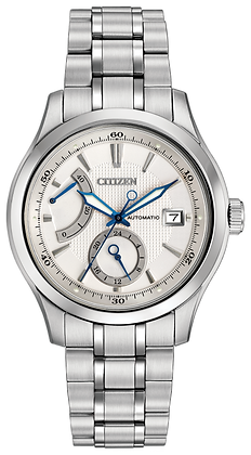 Citizen Watch Bracelet Silver Tone Stainless Steel Part # 59-S06233
