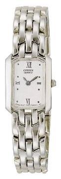 Citizen Watch Bracelet Silver Tone Stainless Steel Part # 59-76487