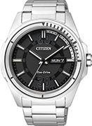 Citizen Watch Band Silver Tone Stainless Steel Part # 59-S05779