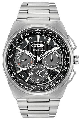 Citizen Watch Bracelet Silver Tone Titanium Part # 59-S06977