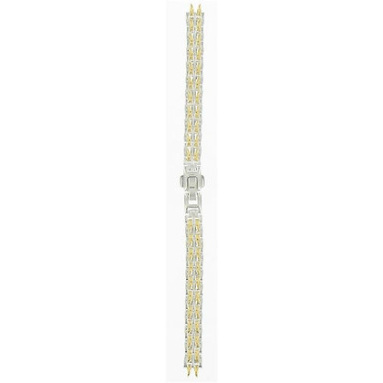 Citizen Watch Bracelet Two Tone SSPart # 59-S03682 With Band to Case