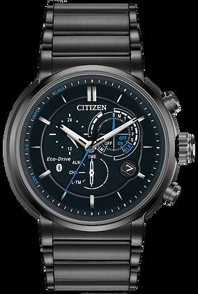 Citizen Watch Bracelet Black Ion Stainless Steel Part # 59-S06667