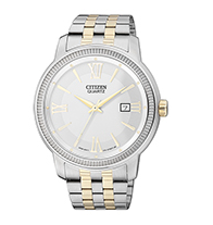 Citizen Watch Bracelet Two Tone Stainless Steel Part # 59-S04922