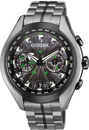 Citizen Watch Bracelet Two Tone Super Titanium Part # 59-T00961