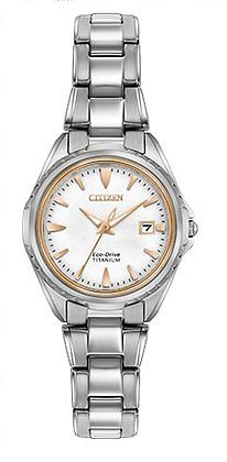 Citizen Watch Bracelet Silver Tone Titanium Part # 59-R00409
