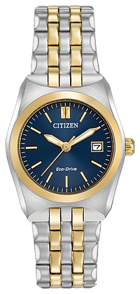 Citizen Watch Bracelet Two Tone Stainless Steel Part # 59-S06262