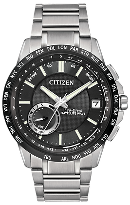 Citizen Watch Band Silver Tone Stainless Steel Part # 59-S06308
