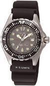 Citizen Watch Strap Black Rubber 15 X 18 MM DEPTH. FT Part # 59-G0080