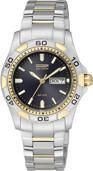 Citizen Watch Bracelet Two-Tone Stainless Steel Part # 59-K00503