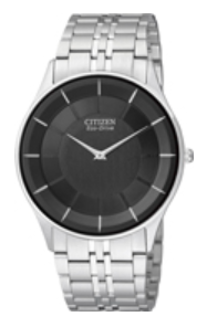 Citizen Watch Bracelet Silver Tone Stainless Steel Part # 59-S03850