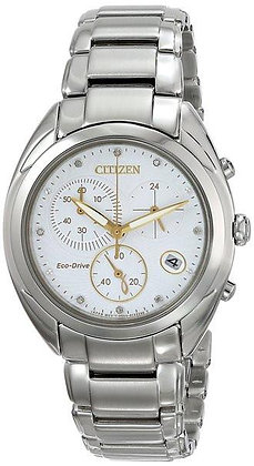 Citizen Watch Bracelet Silver Tone Stainless Steel Part # 59-S05788