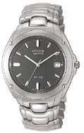 Citizen Watch Bracelet Silver Tone Stainless Steel Part # 59-H0717