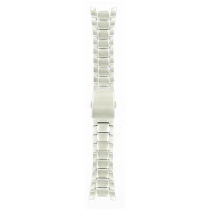 Citizen Watch Bracelet  Silver Tone Stainless Steel Part # 59-S03982