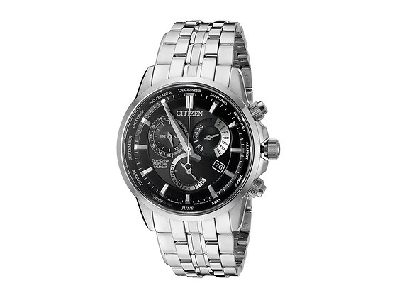 Citizen Watch Bracelet Silver Tone Stainless Steel Part # 59-S06527