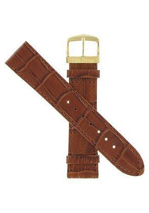 Citizen watch Strap Brown Leather 20 MM Part # 59-S51352