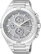 Citizen Watch Bracelet  Silver Tone Stainless Steel Part # 59-S04124