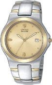 Citizen Watch Bracelet Two Tone Stainless Steel Part # 59-K1066
