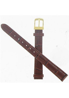 Citizen Watch Band Brown Leather 12MM Part # 59-S51436