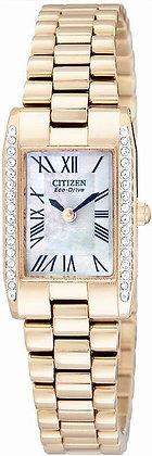 Citizen Watch Bracelet Rose Gold Stainless Steel Part # 59-S04048