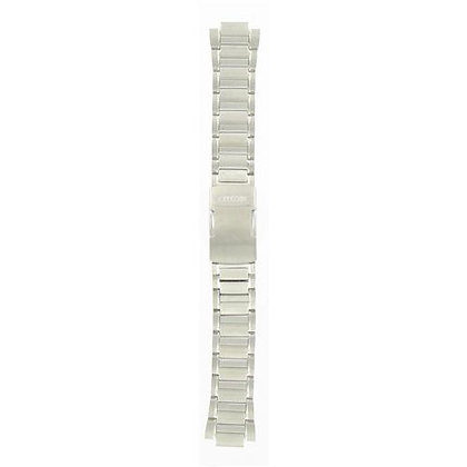 Citizen Watch Bracelet Silver Tone Stainless Steel Part # 59-S03690