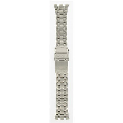 Citizen Watch Bracelet Silver Tone Titanium Part # 59-S02618