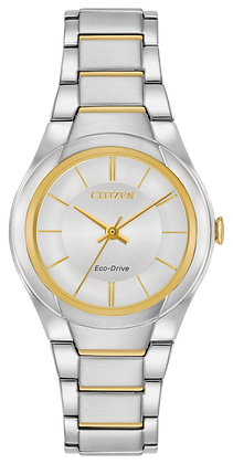 Citizen Watch Bracelet Two Tone Stainless Steel Part # 59-S06958