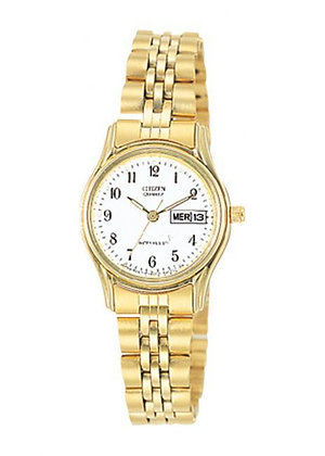 Citizen Watch Bracelet Gold Tone Stainless Steel Part # 59-74889