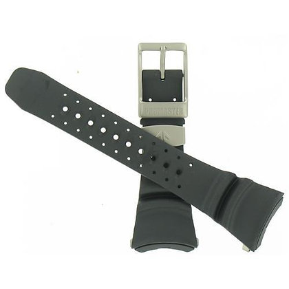Citizen Watch Band Black Rubber Specialty Part # 59-T50176