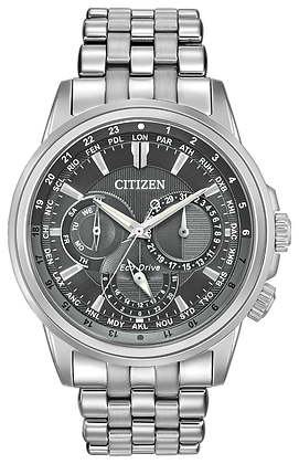 Citizen Watch Bracelet Silver Tone Stainless Steel Part # 59-R00345