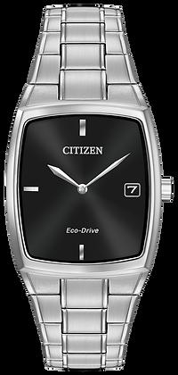 Citizen Watch Bracelet Silver Tone Stainless Steel Part # 59-S06182