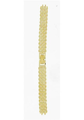 Citizen Watch Bracelet Gold Tone  Stainless Steel   Part # 59-76629