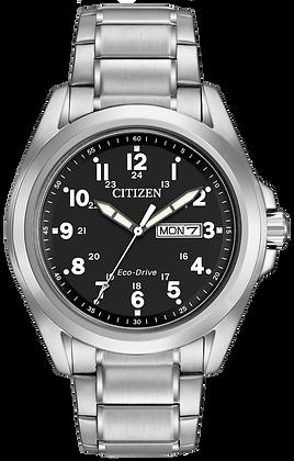 Citizen Watch Bracelet Silver Tone Stainless Steel Part # 59-R00390
