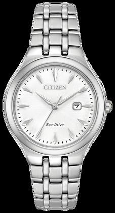 Citizen Watch Bracelet Silver Tone Stainless Steel Part # 59-R00497