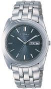Citizen Watch Bracelet  Silver   Tone   Stainless Steel   Part # 59-K00200