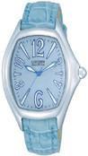 Citizen Watch Band Light Blue Leather 14MM Part # 59-S50381