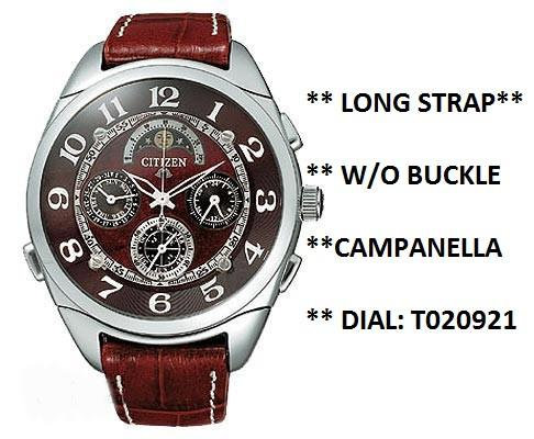 Citizen Watch Band 59-T50542L