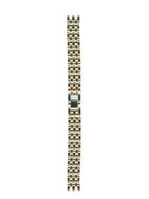 Citizen Watch Bracelet  Gold Tone Base Metal Part # 59-74084
