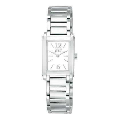 Citizen Watch Bracelet Silver Tone Stainless Steel Part # 59-S02271