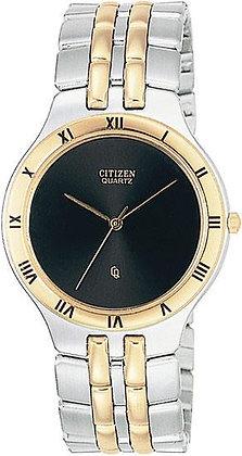 Citizen Watch Bracelet Two Tone Stainless Steel Part # 59-K0257