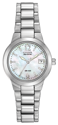 Citizen Watch Bracelet Silver Tone Stainless Steel Part # 59-S04378