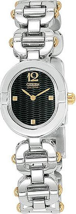 Citizen Watch Bracelet Two Tone Stainless Steel Part # 59-S01463