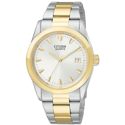 Citizen Watch Bracelet Two Tone Stainless Steel Part # 59-S05272