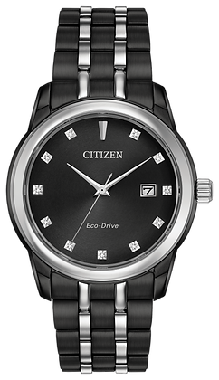 Citizen Watch Bracelet Two Tone Stainless Steel Part # 59-R00451
