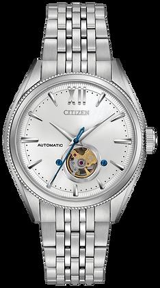 Citizen Watch Bracelet Silver Tone Stainless Steel Part # 59-S06634
